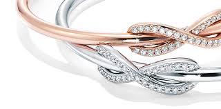 infinity bangle bracelet images Tiffany infinity collection tiffany co jpg