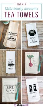kitchen towel craft ideas 20 ridiculously awesome tea towels towels and teas