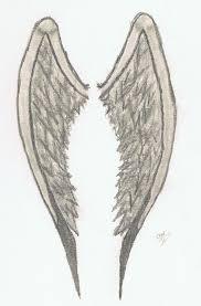 angel wings by spazzpez on deviantart