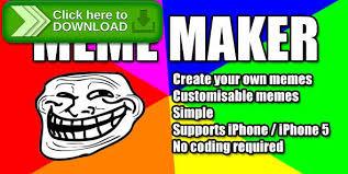 Meme Maker Mobile - free nulled meme maker download meme maker funny gags and meme