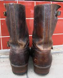 engineer boots sold on ebay sears wearmaster engineer boots from the 1950 u0027s for