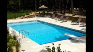 Pictures Of Inground Pools by Affordable Inground Swimming Pools Youtube