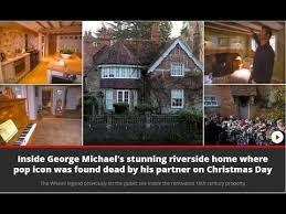 george michael house inside george michael s stunning house in goring on thames where pop