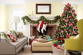 Christmas Decorations Ideas For Home 35 Christmas Mantel Decorations Ideas For Holiday Fireplace