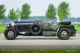 bentley green bentley le mans 6 5 litre lex classics