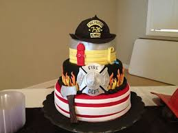 the 25 best firefighter cakes ideas on pinterest firefighter