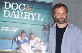 The Doc And Darryl Mets - judd apatow wanted his 30 for 30 doc and darryl to be more uplifting