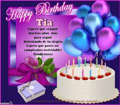 imagenes que digan feliz cumpleaños tia ana tía iiiii felíz cumpleaños iiiii cumpleaños pinterest