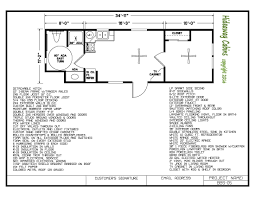 Ada Floor Plans by Our Cabins Hideaway Cabins