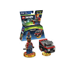Amazon Home Decor by Amazon Com Warner Home Video Games Lego Dimensions A Team Fun Pack
