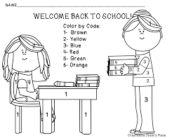back to color by number coloring page olegandreev me