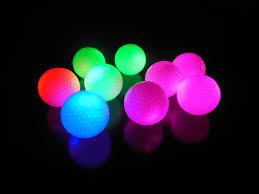 light up golf balls led glowing golf balls https glowproducts com us light up led