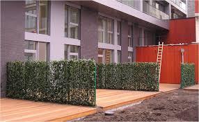 sichtschutz für garten und terrasse u2013 tipps von hornbach