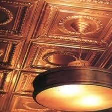 Tin Ceiling Panels by Tin Ceiling Panels Intersource Specialties Co