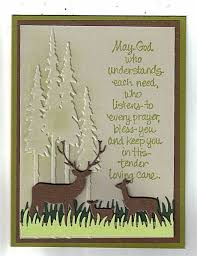 tim holtz pines embossing folder inked the inside of the