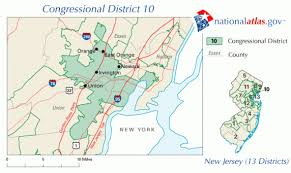 map of essex county nj essex county congressman donald payne jr