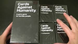 cards against humanity black friday amazon unboxing cards against humanity canadian edition youtube