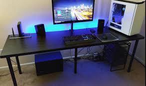 Desk With Computer Built In Desk Computer Built Into Desk Connectedness In Desk Pc