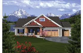 craftsman house designs craftsman house plan ranch with three car bungalow plans cottage