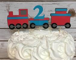 train cupcakes etsy