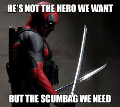 Funny Deadpool Memes - we want deadpool deadpool movie and memes