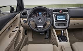 2012 Volkswagen Jetta Interior 2012 Volkswagen Eos First Test Motor Trend