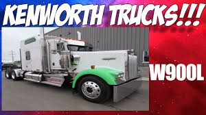 w900a kenworth trucks for sale kenworth trucks for sale in michigan youtube