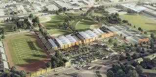 spf a employs prefab construction to expand rancho cienega sports