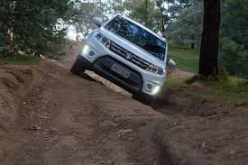 suzuki jimny off road can a 2wd suv drive offroad we find out with the suzuki vitara rt