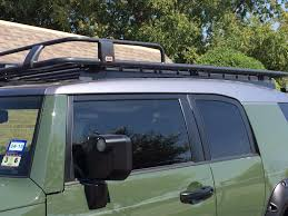 Baja Rack Fj Cruiser Ladder by 2014 Roof Rack Comparison Toyota Fj Cruiser Forum