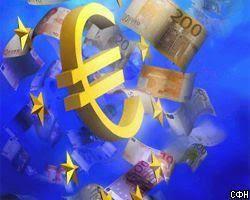 евро по отношению к доллару