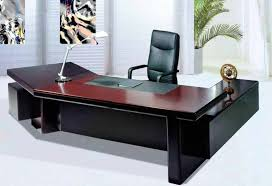 White Wood Computer Desk Table Designs For Office White Black Colors Wooden Computer Desk