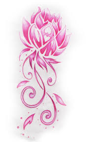 large flower tattoo designs pink lotus flower design a photo on flickriver
