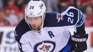 blake wheeler would be honored if named jets captain