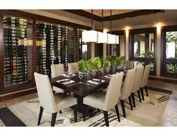 Asian Dining Room Furniture Hualalai Serenity Dinng Asian Dining Room Hawaii By