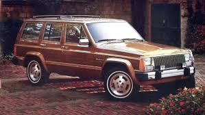 wagoneer jeep 2016 curbside capsule 1984 91 jeep xj wagoneer limited u2013 social climber