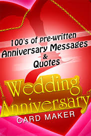 anniversary card for message wedding anniversary card maker pro send happy marriage