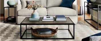 How To Style A Coffee Table Crate U0026 Barrel U2013 Katie Anne Orr