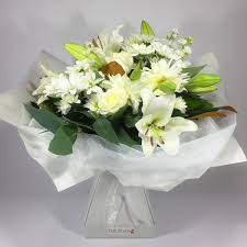 flowers gift flowers wellington delivery soft colours indulgent fox
