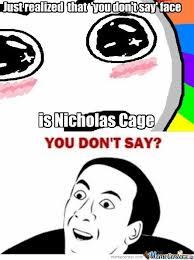 How Do You Pronounce Meme - you dont say meme comics lekton info