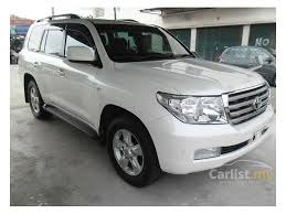 toyota cruiser 2007 toyota land cruiser 2007 ax 4 7 in penang automatic suv white for rm
