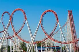 Six Flags Rides Ga Site