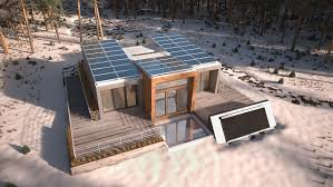 affordable modular houses come with electricity and water supply