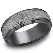 mens wedding bands benchmark tantalum men s wedding band