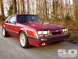 1985 mustang gt pictures 1985 ford mustang gt warp speed photo image gallery