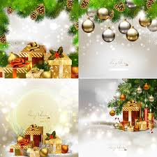 merry and happy new year cards vector vector graphics