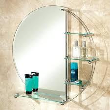 Bathroom Shelf With Mirror Bathroom Shelf Mirror Bathroom Mirror With Shelf Floating
