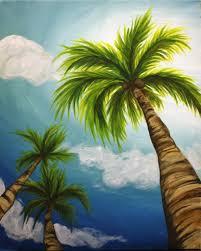 paint date pretty palms