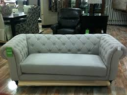 Tufted Living Room Furniture by Tufted Leather Sleeper Sofa Ava Canada Living Room Furniture Bnc