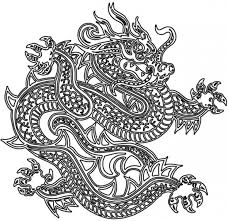 color dragon colouring pages u0027s dragon